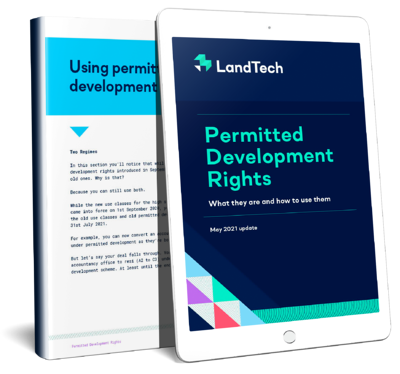 Permitted-Development-Rights-May-2021- Cover